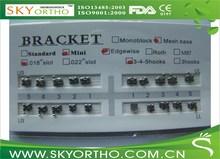 Best Selling Mini/Standard Roth 022/018 OrthodonticDental Brackets/Braces
