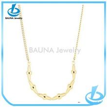 Fine adjustable charm Jewelery fashion teen girls necklace
