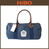 canvas and genuine leather Durable Travel Sport Bag Wholesalers Guangzhou