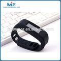 Baixo preço controleremoto levou pulseira/açoinoxidável pulseirainteligente/sms lembrete pulseira vibrante bluetooth