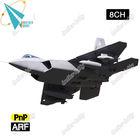 F-22 Raptor 8CH Electric EPS foam rc jet fighter