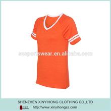 Multiple Color Natural Super Comfortable Cotton Woman's Compressed T Shirt