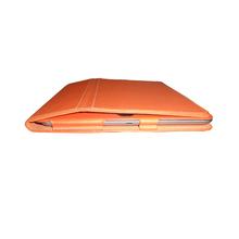 Orange PU Smart Tablet Case for ipad 2/3/4