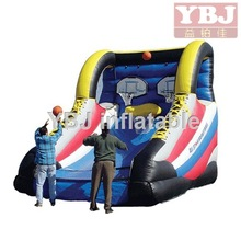 new design cheap basketball inflatables