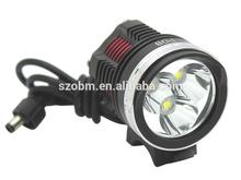 LT-4755 XML T6 LED 4 Mode 3000Lm High power bike Front light LED Bicycle Headlight