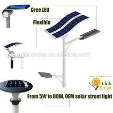 Customize OEM newstar models led solar street light led picture light