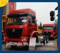 Sinotruk luz de reduzir o peso do produto- hohan tractor para venda