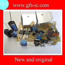 After TDA2030A pure grade fever amplifier board Double track power amplifier kit bulk, DIY kits
