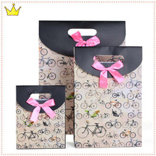 Christmas paper packaging bag