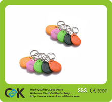 2014 new fashion Tk4100 Rfid Key Fob of guangdong