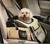 Top Booster Dog Luxury Car Seat Pet Carrier