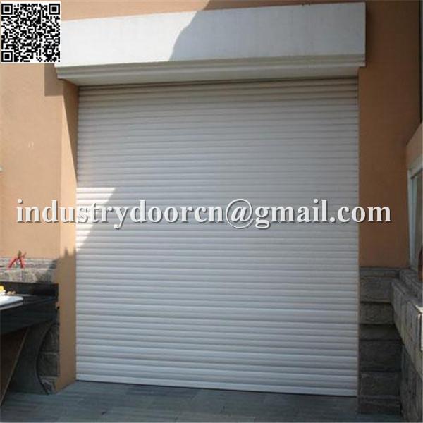 Hot Sale Sectional Garage Door Roller Garage Door European