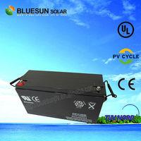 High quality and long life span yuasa gel battery 12V 150AH