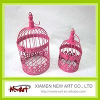 China manufacturer offer metal birdcage import bird cages