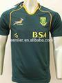 Popular hot- venda tamanho xxl homem poliéster rugby camisola
