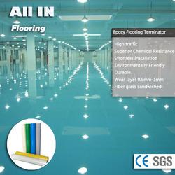 High gloss glitter laminate flooring epoxy enamel paint