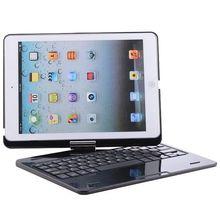 China Supplier Rotatable Legoo Mini Bluetooth Keyboard Case for iPad Air
