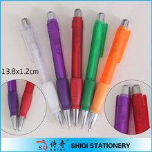 rubber grip ad sand blasting pen