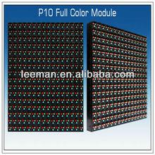 dvi led display Leeman transparent led curtain display