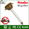 Eco-friendly feature and Repellent snake control solar powered anti snake in pest control GH-318