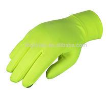 2014 Most Popular Non-slip Touch Screen Glove/Touch Glove