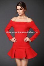 elegant party wear 2012 fashion dress