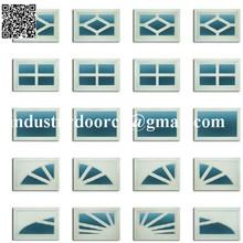2014 Guangzhou fabricant porte de garage sectionnelle / rouleau porte de garage / porte de garage joint d'étanchéité