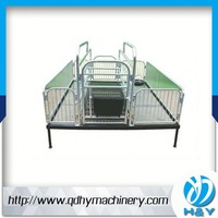 Farrowing Crate For Pigs Double Cages
