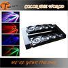 8x10W spider beam led club light