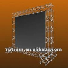 2014 hot sale best quality Aluminum square spigot truss for exhibition