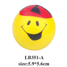 smile anti stress/anti stress ball/anti stress