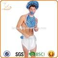 novo design venda quente houseboy halloween popular mal carnical vestuário moda lacaio engraçados fantasias de carnaval