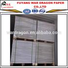 C1S Duplex Board/C2S Duplex Board in Sheet with High Quality