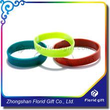 Promotional Silicone Wrist Band/ Silicone Slap Bracelet/ Silicone Band