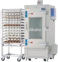 Rápidamente al vapor de arroz / bollo / de la torta Industrial de acero inoxidable vaporera eléctrica