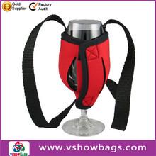 ice pack beer can holder foam Water Bottle Cooler Bag