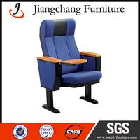 China Commercial Price 3d Auditorium Chair JC-LT06