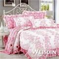 Colore brillante made in china 100% cotone leopardo letto magazzino set