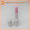 Best New Nature Rose Salve color Round Plastic White Tube's Cute Lip Balms