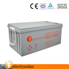 Monocrystalline Silicon Material and 1195*541*35mm Size solar panel with integrated battery 200ah 12v