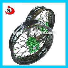 Kawasaki KX450F KX250F KX400 Motorcycle/Supermoto/ Dirt Bike/ Motocross Wheel Set