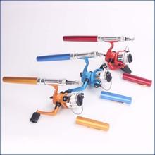 New Arrival Mini Pocket Pen Fishing Rod With Reel Combo FR-015
