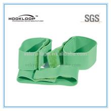 100% nylon velcro ski strap/ski boot buckles
