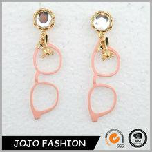 New design high quality eco-friendly cartoon earrings