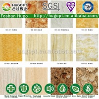 Freeze resistant calcium silicate board type decorative mdf wall panel