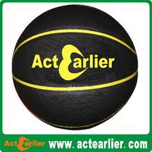 cheap price rubber basketball ball
