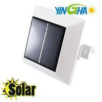 led furniture solar fence gutter light for decoration