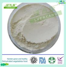 Milky white dried China garlic price , garlic powder from Yongnian, China