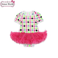 Clothing Suppliers For Boutiques New Born Baby Products Baby Bodysuit With Tutu