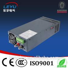 High voltage parallel function AC DC 60 volt switch power supply SCN-800-60